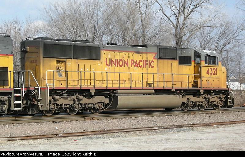UP 4321