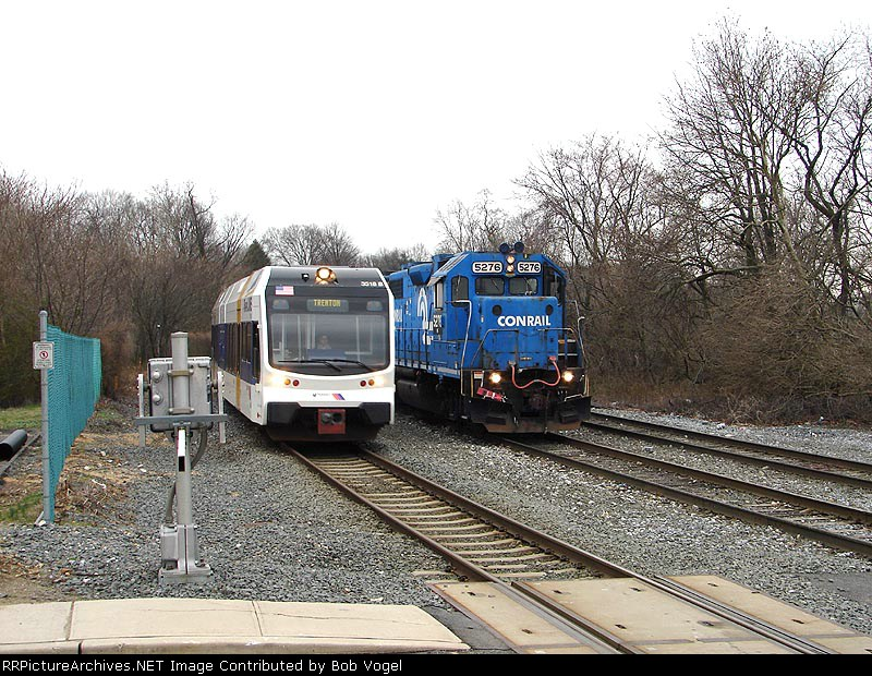 NJT 3518 and NS 5276