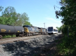 NJT 3512 and CSX 117