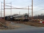 NJT Comet IV 5017 and NS 3013
