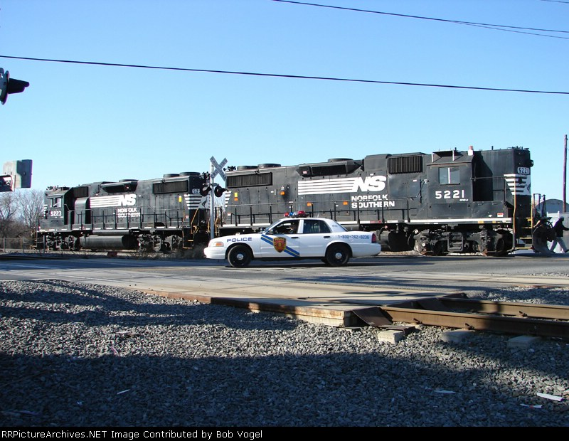 NS 5221 and 5223