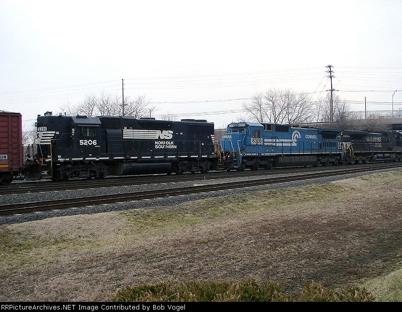 NS 5206 and 8305
