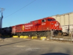 CP #9840 at Menomonee Yard