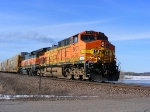 BNSF 5671 and BNSF 346