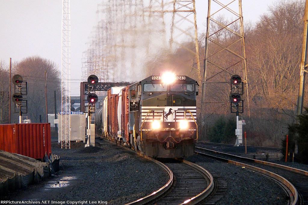 NS 9243 18G