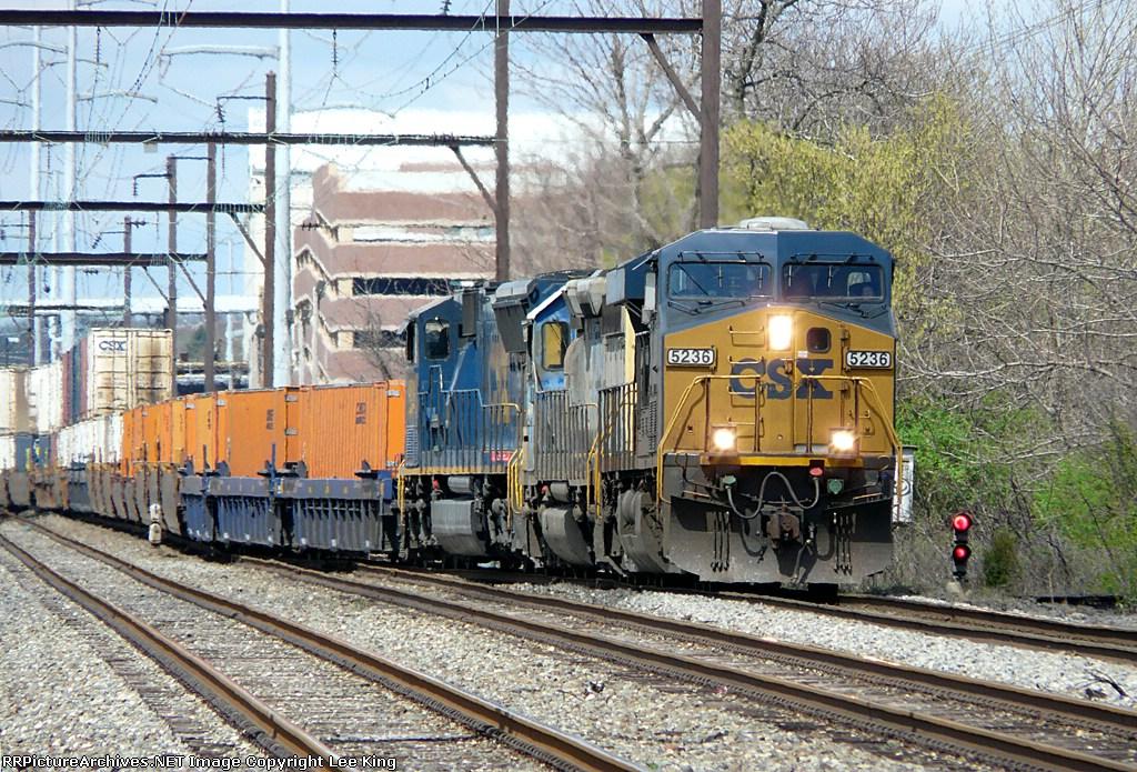 CSX 5236 Q190
