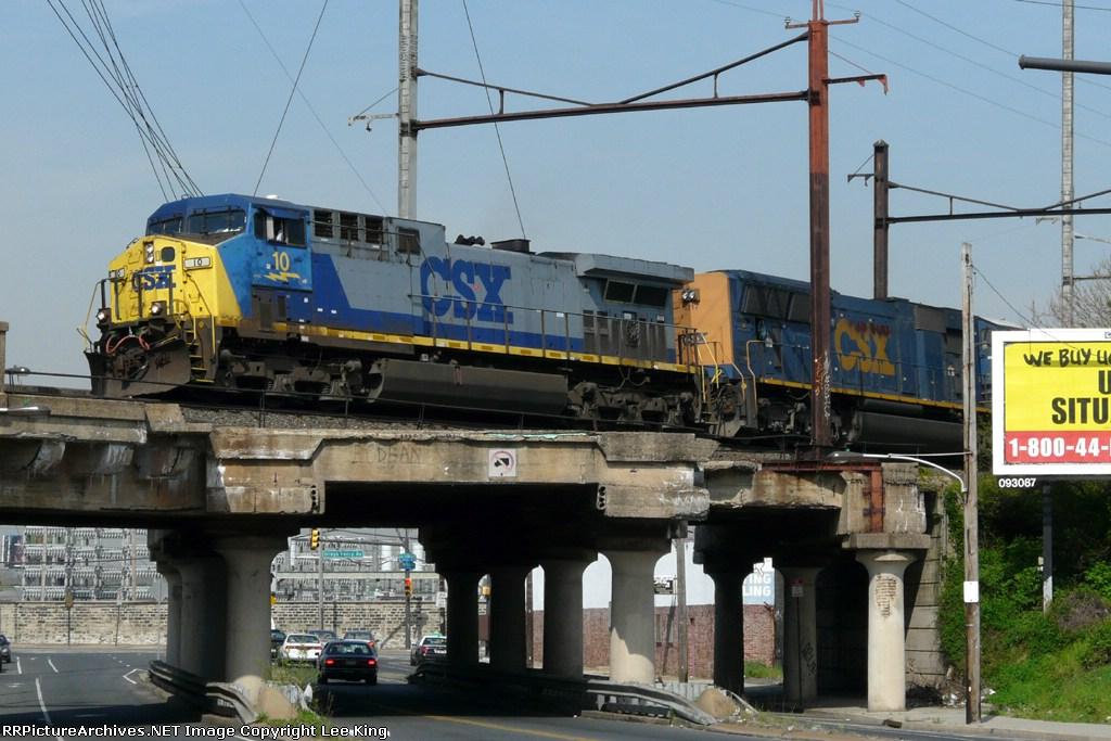 CSX 10 Q370