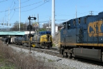 CSX 5319 Q703 meets Q406