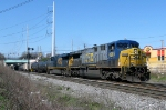 CSX 698 Y103