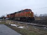BNSF 7692