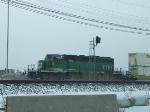 BNSF 6707