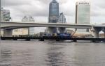 On the St. Johns River Bridge