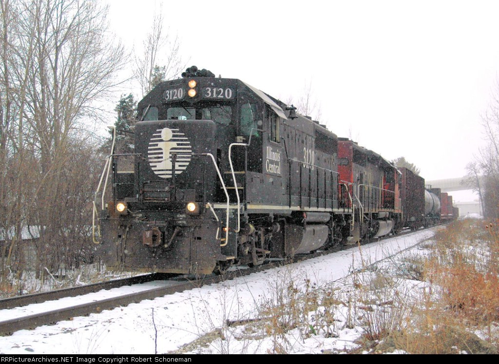 IC 3120 leads push-pull T416 on 1-13-08