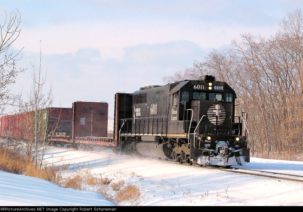 IC 6011 on T416  Push Pu11 to Green Bay