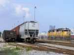 FEC Yard and Intermodal Terminal