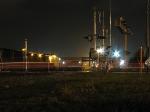 Streaking head and tail lights across the tracks II