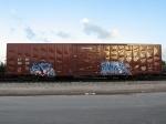 BNSF 781276 in FEC's yard