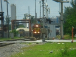 FEC 2000 on the main, in the yard