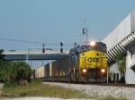 CSX 7330 leads K791 back to Miami.