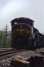 BNSF 8279