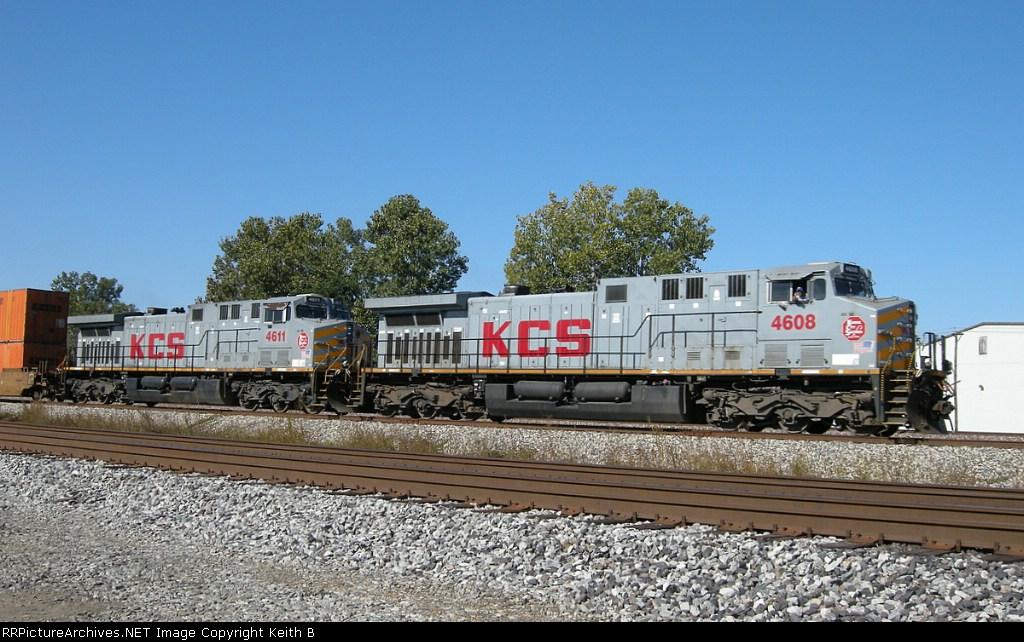 KCS 4608 and 4611