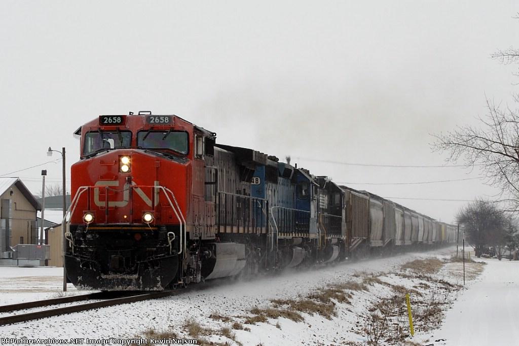 CN 2658 C44-9W
