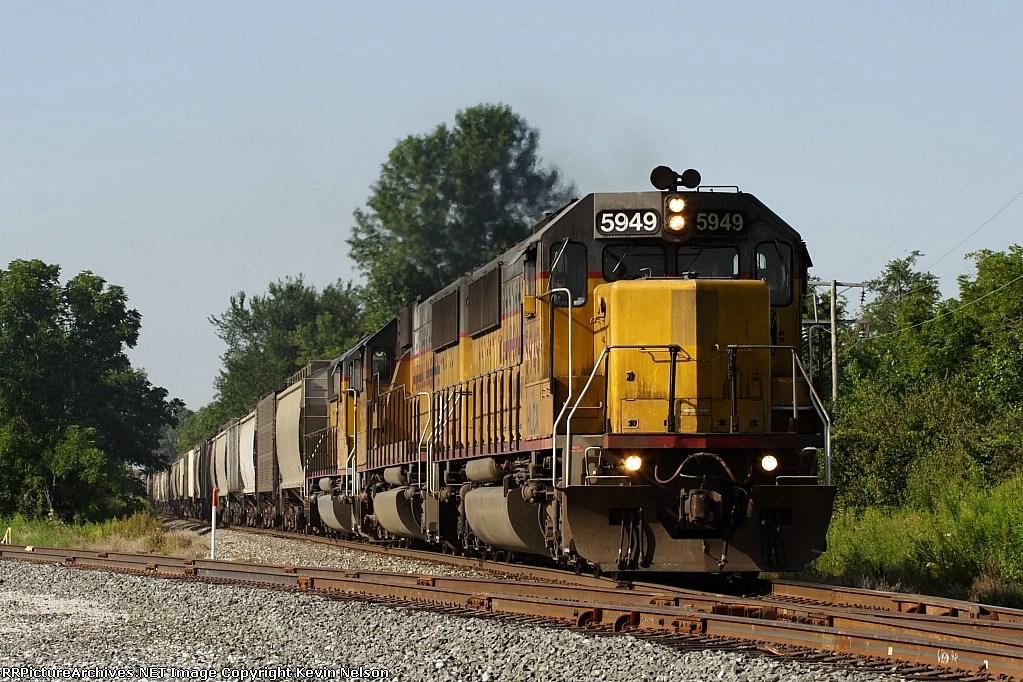 HLCX 5949 SD60