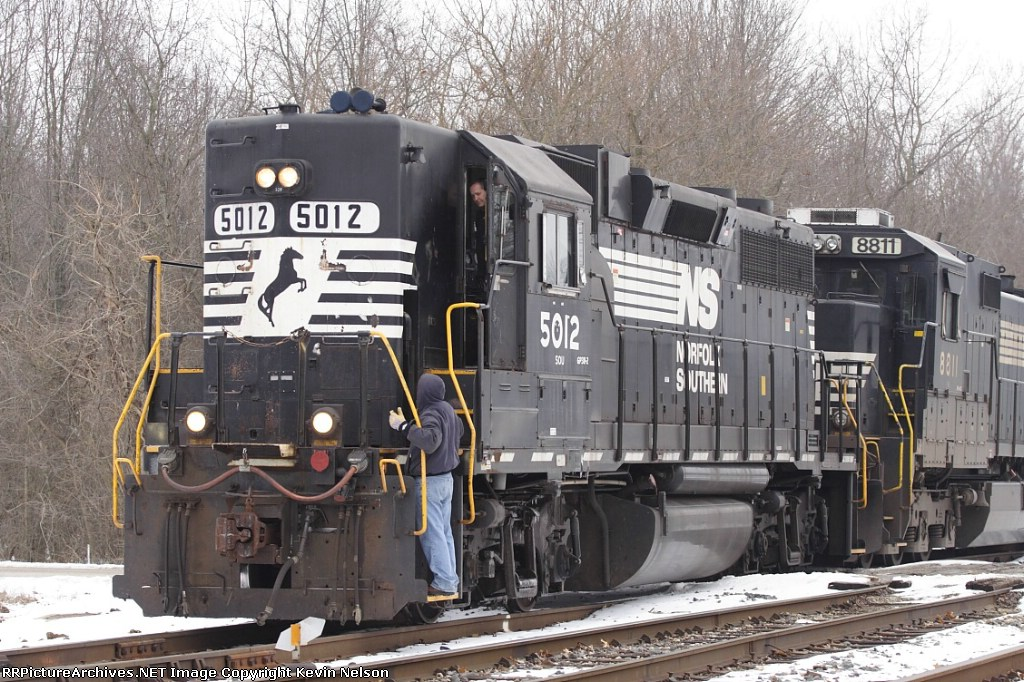 NS 5012 GP-38-2