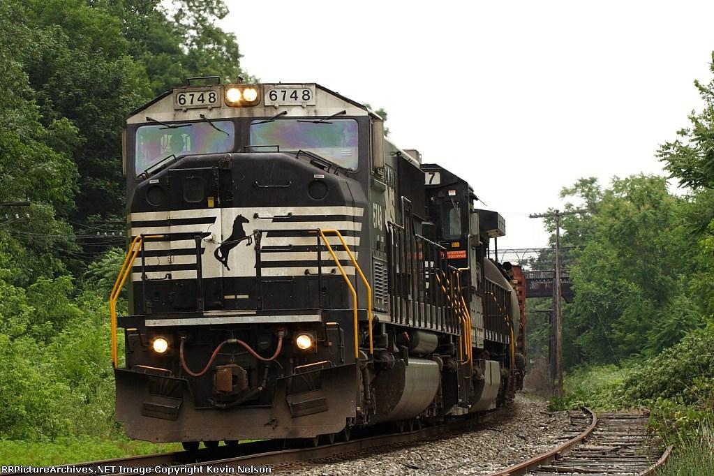 NS 6748 SD60I
