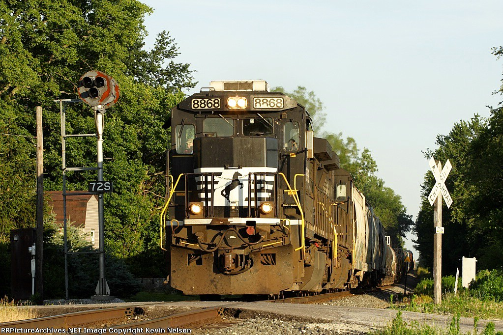 NS 8868 C40-9