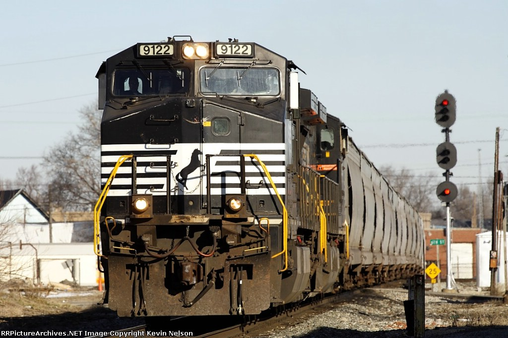 NS 9122 C40-9W
