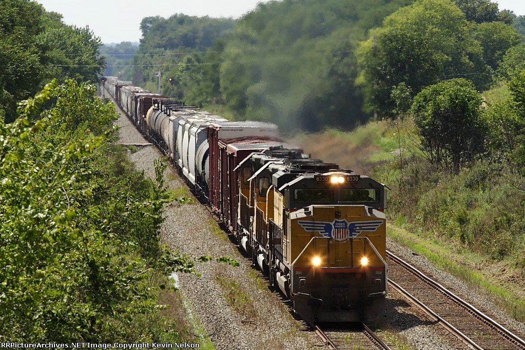 UP 8330 SD70ACe