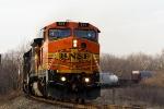 BNSF 511 B40-8W