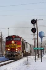 BNSF 758 C44-9W