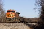 BNSF 843 C40-8W