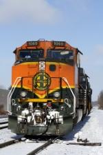 BNSF 1069 C44-9W