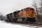 BNSF 5221 C44-9W