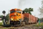 BNSF 6113 ES44AC