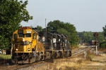 BNSF 6741 SD40-2