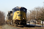 CSX 4506 SD70MAC