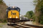CSX 4534 SD70MAC