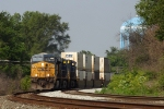 CSX 5257  ES44DC