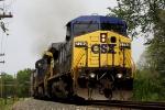 CSX 7789 C40-8W