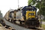 CSX 8328 SD40-2