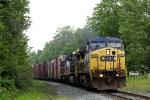 CSX 9052 C44-9W