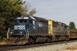 HLCX 8157 SD40-2
