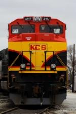 KCS 4117 SD70ACe