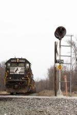 NS 2520 SD70