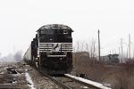 NS 2714 SD70M-2