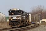 NS 2741 SD70M-2